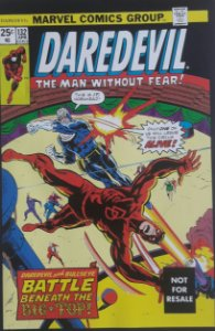 Daredevil #132 Importada Re-Edição Marvel Legends