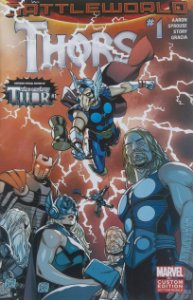 Thor #1 Importado Hasbro Custom Edition