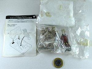 Miniatura veículo Thunderbirds com mini-diorama
