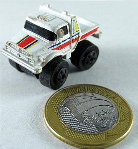 Miniatura Caminhão Branco