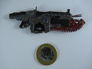 "Acessório Neca Arma Lancer Gears Of War #07 3/4"""