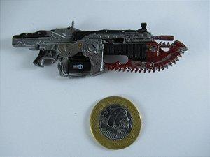 "Acessório Neca  Arma Lancer Gears Of War #05 3/4"""
