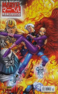 Marvel Mangaverso #7 Ed. Panini