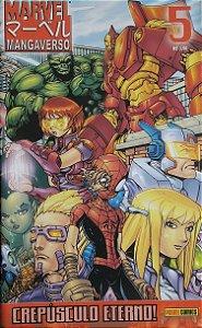 Marvel Mangaverso #5 Ed. Panini