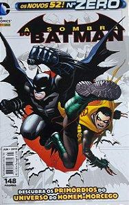 A Sombra do Batman # Zero Os Novos 52 Ed. Panini
