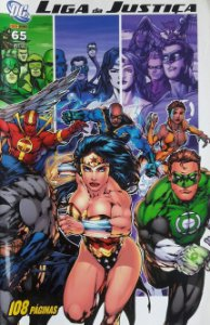 Liga da Justiça #65 Ed. Panini