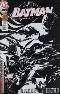 Batman #105 Ed. Panini