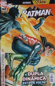 Batman #92 Ed. Panini