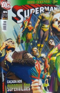 Superman #85 Ed. Panini