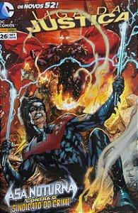 Liga da Justiça #26 Os Novos 52 Ed. Panini