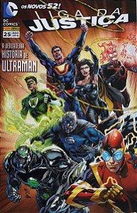 Liga da Justiça #25 Os Novos 52 Ed. Panini