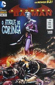 A Sombra do Batman #14 Os Novos 52 Ed. Panini