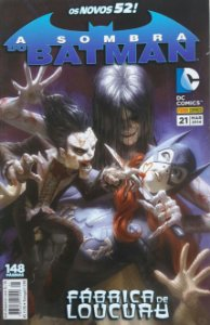 A Sombra do Batman #21 Os Novos 52 Ed. Panini