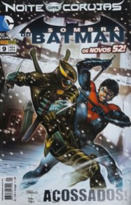 A Sombra do Batman #9 Os Novos 52 Ed. Panini