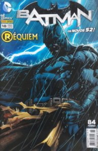 Batman #18 Os Novos 52 Ed. Panini