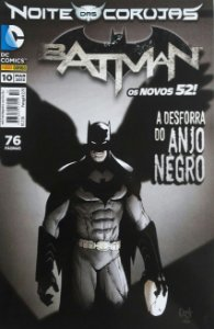Batman #10 Os Novos 52 Ed. Panini