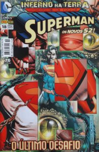 Superman #18 Os Novos 52 Ed. Panini