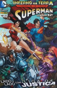 Superman #19 Os Novos 52 Ed. Panini