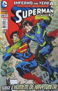 Superman #20 Os Novos 52 Ed. Panini