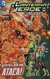 Lanterna Verde #23 Os Novos 52 Ed. Panini