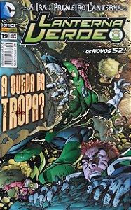 Lanterna Verde #19 Os Novos 52 Ed. Panini