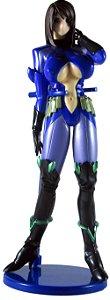 Yujin/Tomy SR Series Zoids Genesis Chris Tasker Sexy Figure Loose