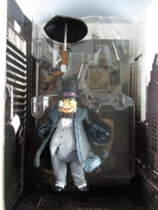 DC Direct Batman Dark Victory The Penguin Figure