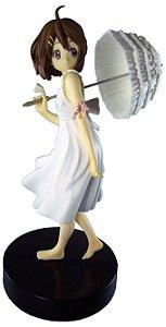 Banpresto SQ Quality K-On! Yui Hirasawa White dress Figure Loose