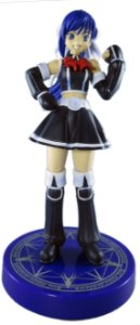 Konami Quiz Magical Academy Figure Collection Yuri Loose