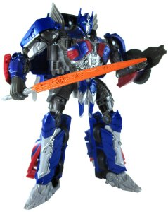 Hasbro Transformers TLK Premiere Optimus Prime Voyager Loose
