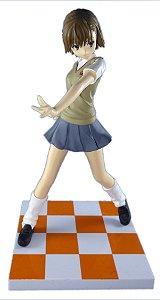 Sega Extra Figure To Aru Kagaku No Railgun Misaka Mikoto Loose