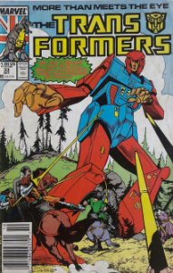 Transformers #33 Importada