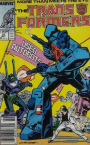 Transformers #32 Importada