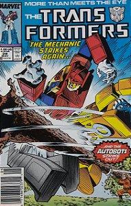Transformers #28 Importada