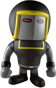 Banpresto 2008 Kinnikuman 29 - Warsman 17 Cm