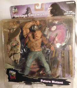Teenage Caveman - Future Mutant - Stan Winstons Creature Features