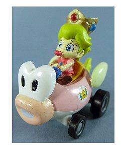 Nintendo 2008 T-Arts Super Mario Bros Baby Princess Peach Car