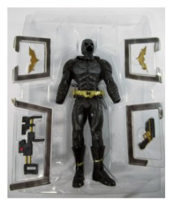SDCC 2012 DC Armadura Batman Armory TDKR Movie Masters Loose