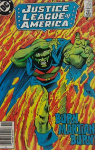 Justice League of America #256 Importado