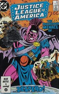 Justice League of America #251 Importado