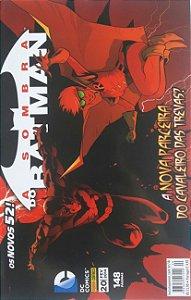 A Sombra do Batman #20 Os Novos 52 Ed. Panini