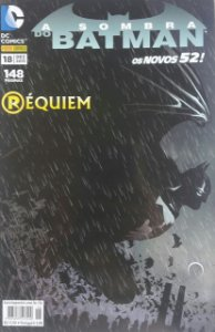 A Sombra do Batman #18 Os Novos 52 Ed. Panini