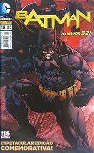 Batman #19 Os Novos 52 Ed. Panini