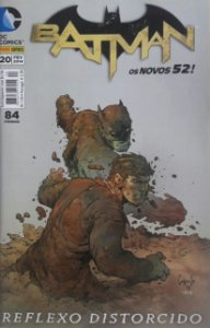 Batman #20 Os Novos 52 Ed. Panini