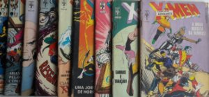 X-men #1 ao #9 - Ed. Abril Formatinho