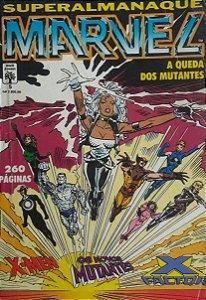 SuperAlmanaque Marvel #5 - X-men A Queda dos Mutantes