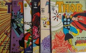 Thor A Saga de Surtur - Completa 6 edições