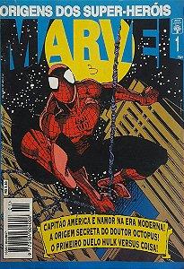 Origens dos Super-Heróis Marvel #1
