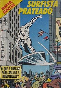 Marvel Especial #5 - Surfista Prateado