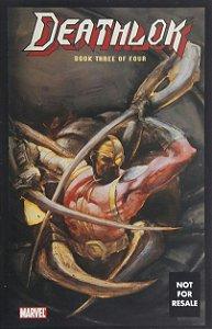 Deathlok #3 Importada Re-Edição Marvel Legends